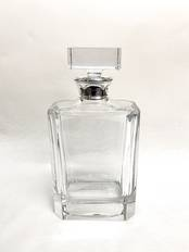 Bourbon Decanter from L J Millington Silversmiths Birmingham West Midlands UK