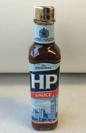 Brown Sauce Lid from L J Millington Silversmiths Birmingham West Midlands UK