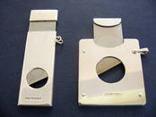 Cigar Cutters from L J Millington Silversmiths Birmingham West Midlands UK