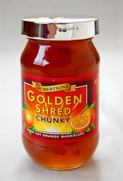Golden Shred Marmalade Lid from L J Millington Silversmiths Birmingham West Midlands UK
