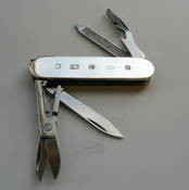 Manager Pocket Knife from L J Millington Silversmiths Birmingham West Midlands UK