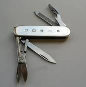 Manager Pocket Knife from L J Millington Silversmiths Birmingham West Midlands UK