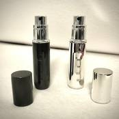 Perfume Atomiser from L J Millington Silversmiths Birmingham West Midlands UK