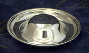 Wine Funnel Drip Tray from L J Millington Silversmiths Birmingham West Midlands UK